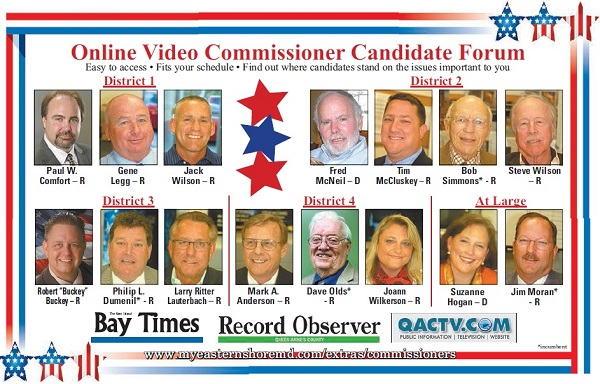 Bay Times Candidate Forum promo