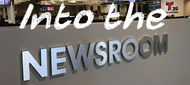 Into the Newsroom graphic