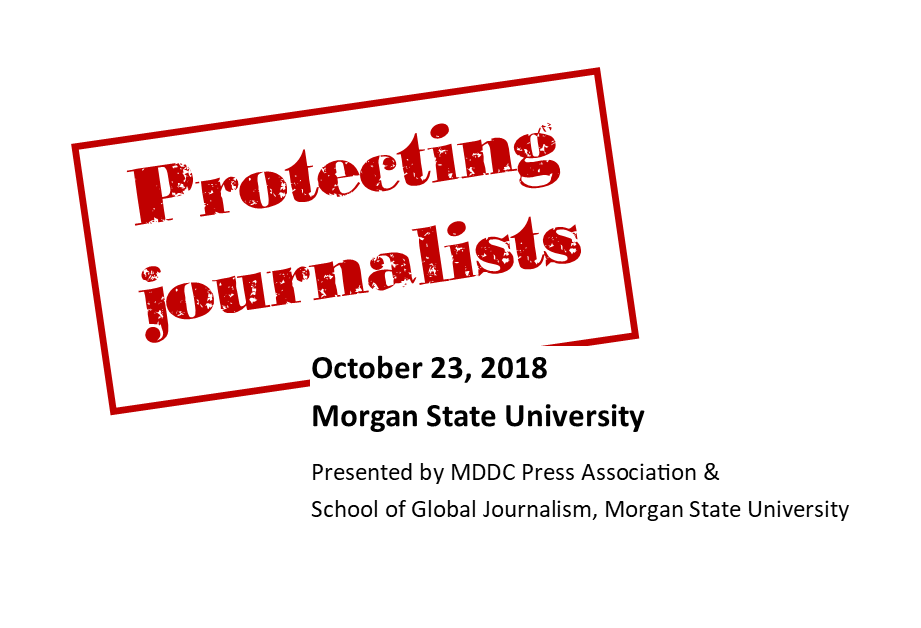 Protecting Journalists Conference